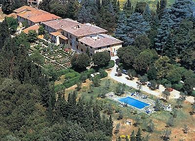 arial view - Villa Baldasseroni Rentals in Florence - Florence - rentals