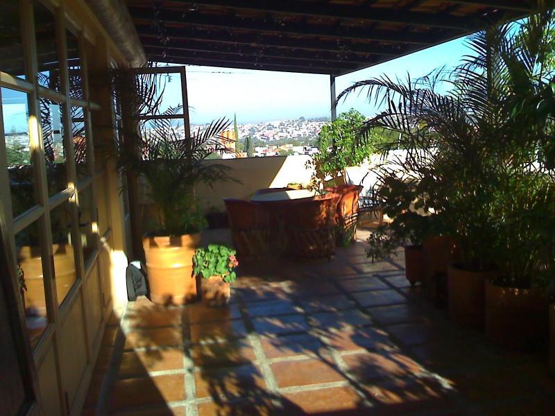 Penthouse Deck - Casa Noble - San Miguel de Allende - rentals