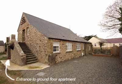 Pet Friendly Holiday Cottage - 1 Grove Stables, St Davids - Image 1 - Saint Davids - rentals