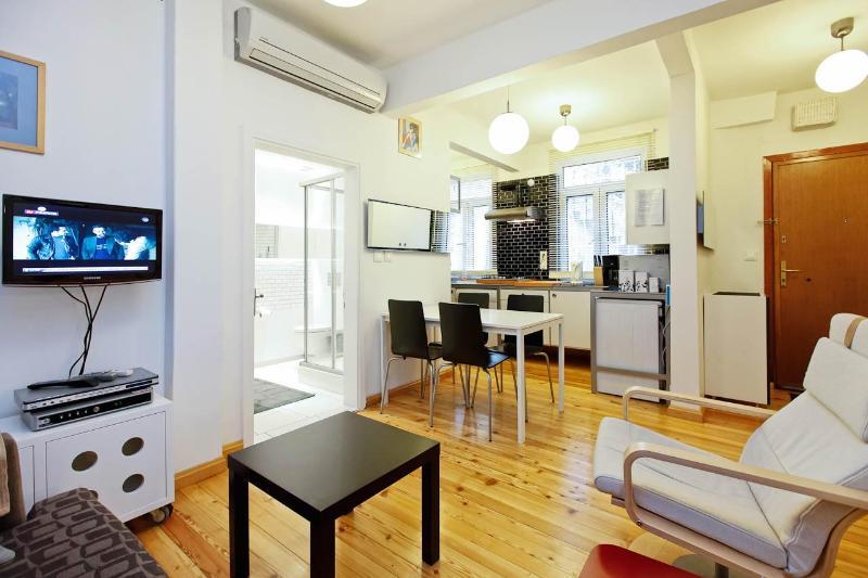 Arnavutkoy Bosphorus flat chic modern large 5pp - Image 1 - Istanbul - rentals