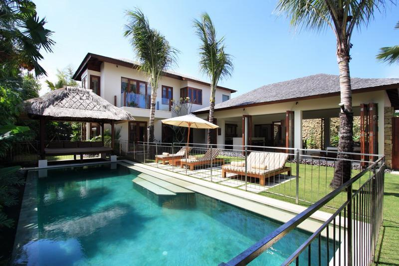 Villa Suar 2 with optional pool fence - 5 BR Villas in the Heart of Seminyak w/pool fence - Seminyak - rentals