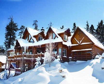 Front View - Dream Castle - Big Bear Lake - rentals