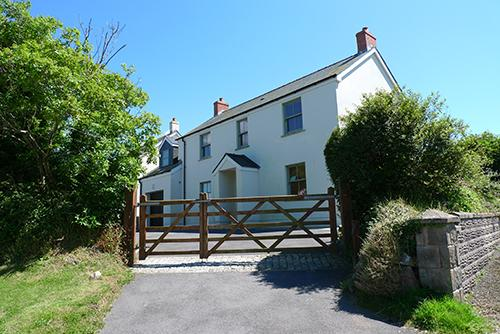 Child Friendly Holiday Home - Whitehall House, Angle - Image 1 - Angle - rentals
