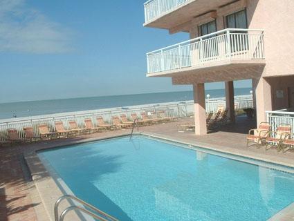 Spectacular Gulfview: 1-bedroom/1-bath Condo - Image 1 - Indian Shores - rentals