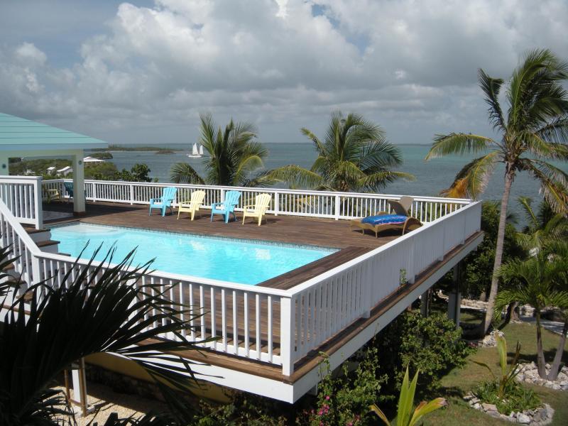 5 bedroom sea to sea luxury in Abaco Bahamas - Image 1 - Abaco - rentals
