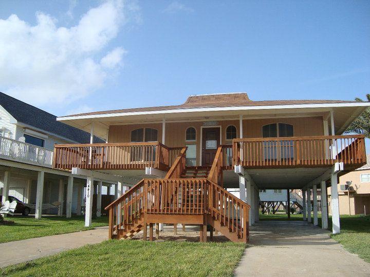 Shore to Please - Beachside Home with Spectacular Ocean Views!! - Galveston - rentals
