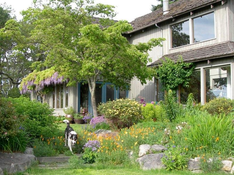Garden House - Oak Knoll Farm - 30 Acres of Peace & Quiet - Friday Harbor - rentals