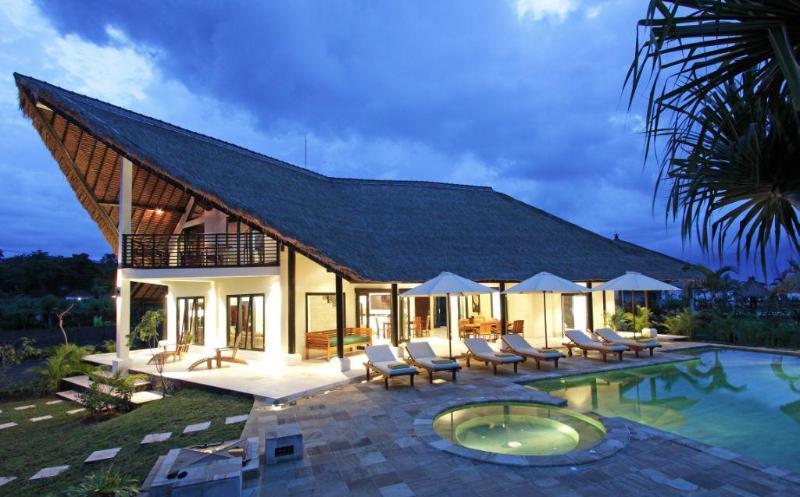 Ja'a Bali - boutique villa on Bali's north coast - Image 1 - Bali - rentals