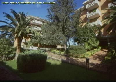 Entrance to the building - WiFi&Fantastic countrysideview @30min from Vatican - Rome - rentals