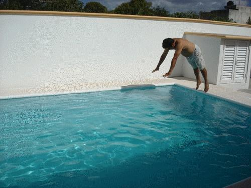 Swimming Pool - Casa Coral-Cozumel Beautiful and Affordable Homes - Cozumel - rentals