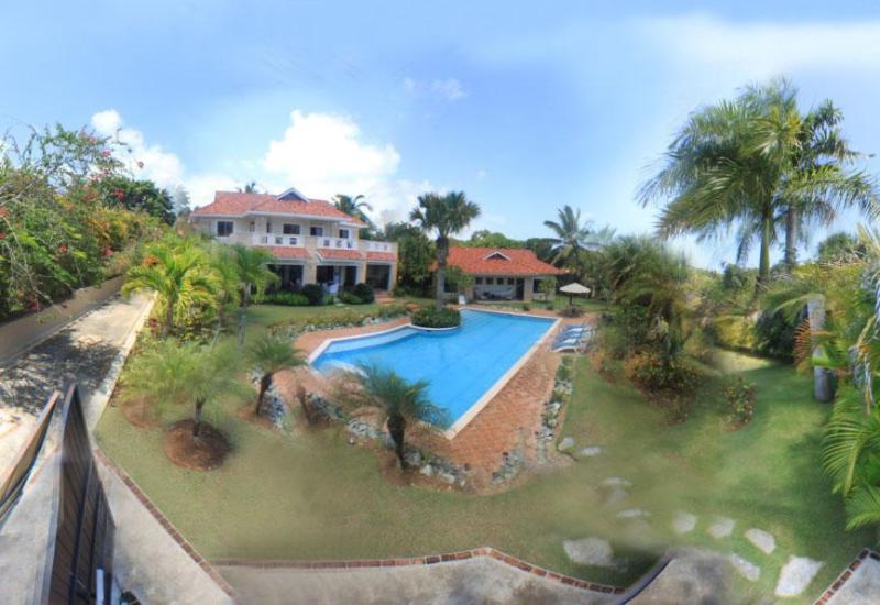 Villa Overview - Caribbean Villa in perfect location Cabarete-Sosua - Sosua - rentals