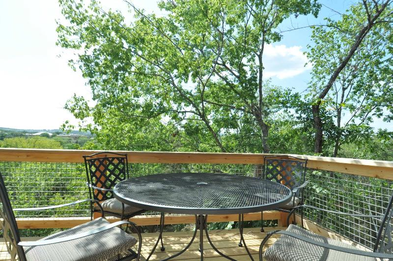 Welcome to one of the coolest patios in Austin! - Barton View - A: 2 bedroom, 2 baths with a view! - Austin - rentals