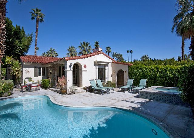 Pool - Casa Resorele ~SPECIAL TAKE 20%OFF ANY 5NT STAY THRU SEPT - Palm Springs - rentals