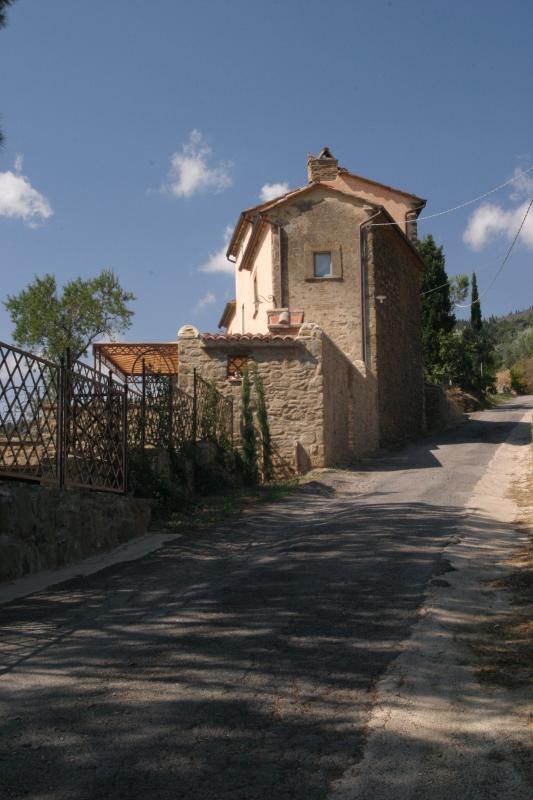 Villa with pool near Cortona - Villa Ilia - Image 1 - Cortona - rentals