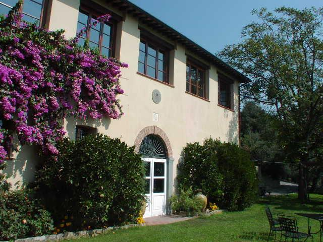 Lovely Large Villa Near Lucca with Four Apartments - Villa Nicodemus - Image 1 - Lucca - rentals