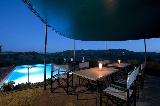 Beautiful Italian Villa near Volterra for Large Group  - Villa Volterra - Image 1 - Volterra - rentals