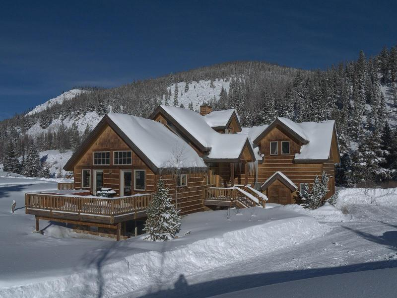Front View - Breckenridge Mountain Home, Swan River - Breckenridge - rentals