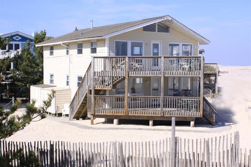 View of Home - Harvey Cedars, LBI, Spectacular Oceanfront Views - Harvey Cedars - rentals