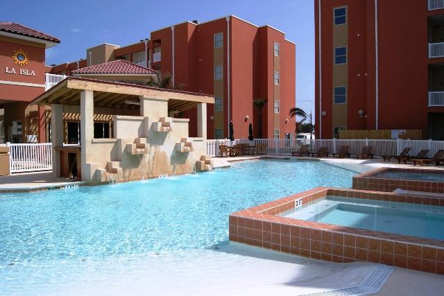 La Isla condominiums - La Isla - Mediterranean style next to Schlitterban - South Padre Island - rentals