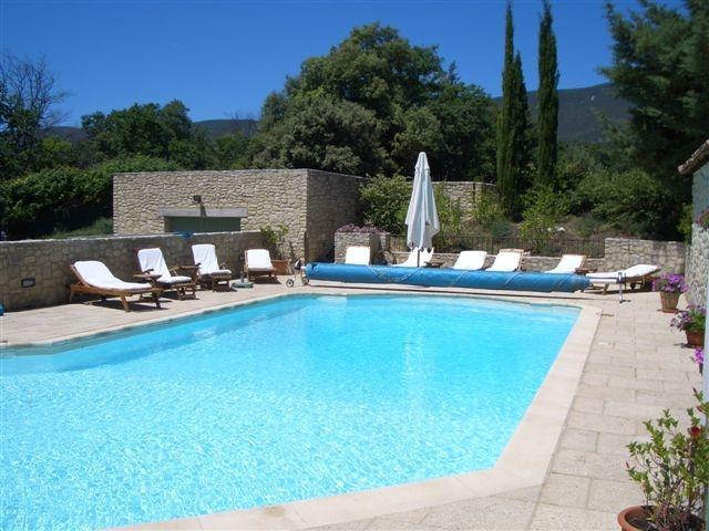 Pool - Provence - 6 bed/6 bath property with heated pool - Cucuron - rentals