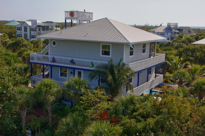LAS OLAS, N. CAPTIVA 4 Bedroom  2.5 Bath Pool Home - Image 1 - Captiva Island - rentals
