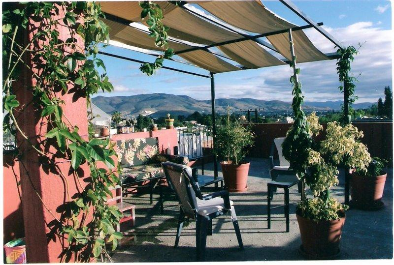 Terrazo - Oaxaca City Townhouse in Xochimilco, sleeps 3 - Oaxaca - rentals