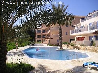 PARADISE VILLA - 3 bedroom villa overlooking pool - Image 1 - Paphos - rentals