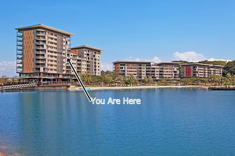 1 Bedroom Waterfront: 19 Kitchener Drive - Darwin Holiday Apartments 80+ properties +FREE CAR - Darwin - rentals