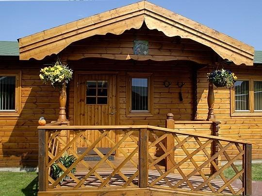 KINGFISHER LODGE & WOODPECKER LODGE - Image 1 - Bath - rentals