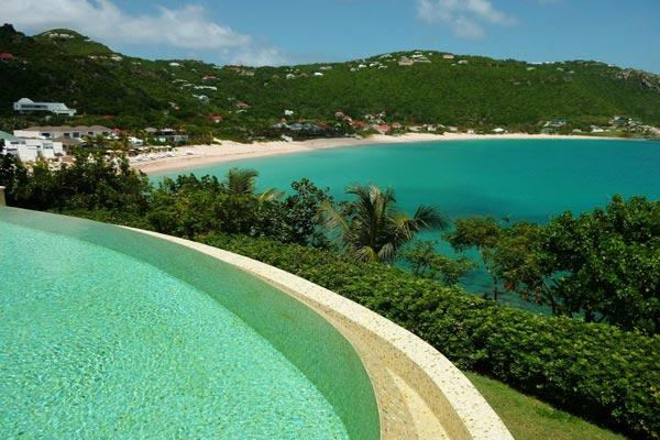 Elegant villa with view over Flamands Bay & surrounding islands WV TCK - Image 1 - Saint Barthelemy - rentals