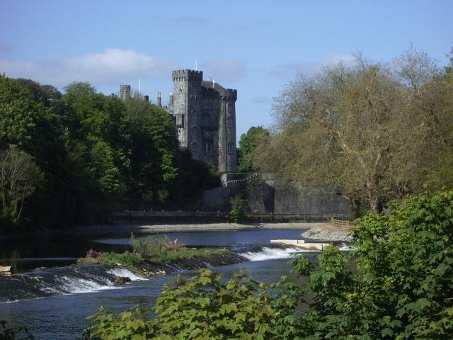 Ormonde Castle & River Nore - An La Nua - Kilkenny - rentals