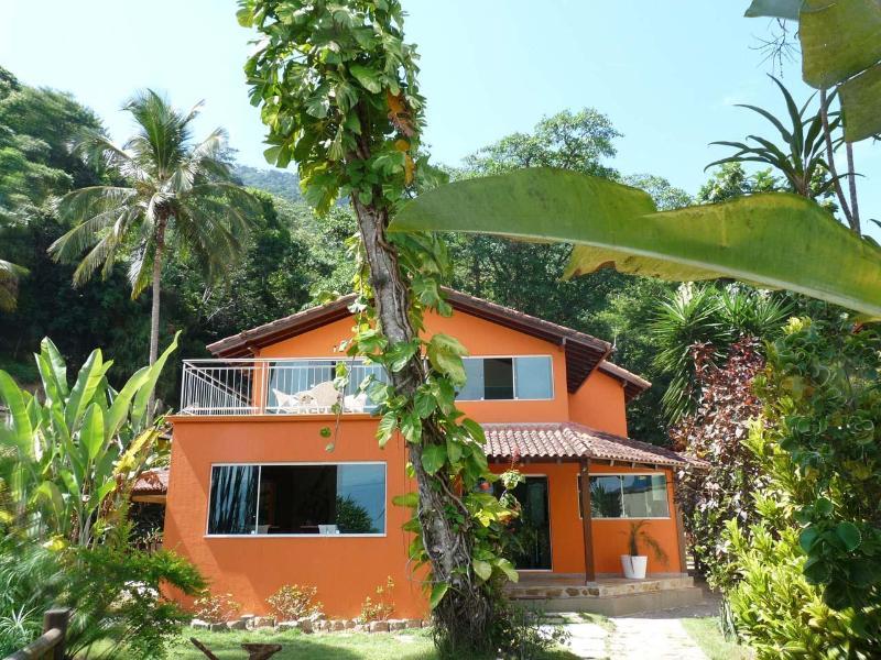 Beach house  - Front 50 m to the beach - 4 Bed Beach House,  Ilha Grande, R. janeiro BRAZIL - Rio de Janeiro - rentals