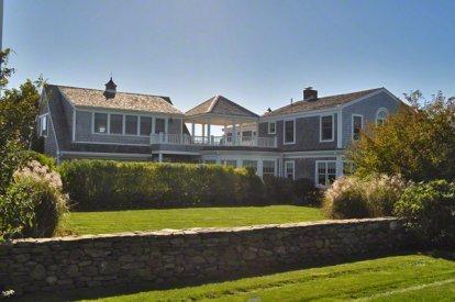 KATAMA BAY CONTEMPORARY WITH WATER VIEWS - KAT TADA-09 - Image 1 - Edgartown - rentals