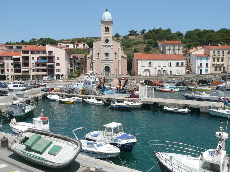 Just a short stroll from the pretty harbour - Stylish Apartment in Port-Vendres (South France) - Port-Vendres - rentals