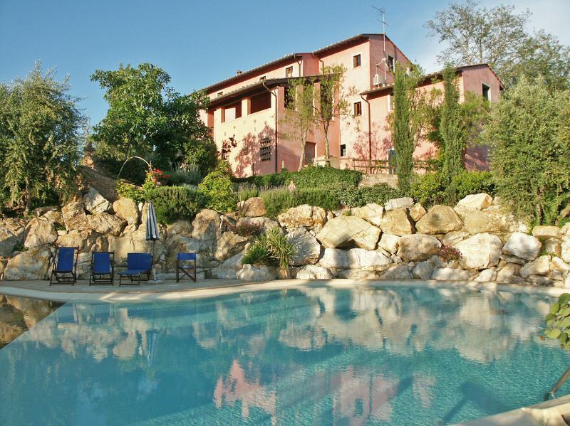 Tuscany Villa near a Village - Villa Montopoli - Image 1 - Montopoli in Val d'Arno - rentals