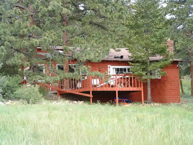 Experience Grandma's Cabin - Grandma's Cabin - Estes Park - rentals