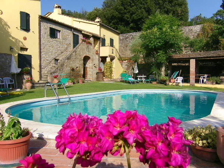 Holiday cottage 'ippo' - Charming 2 bedroom restored apartment near Cortona - Camucia - rentals