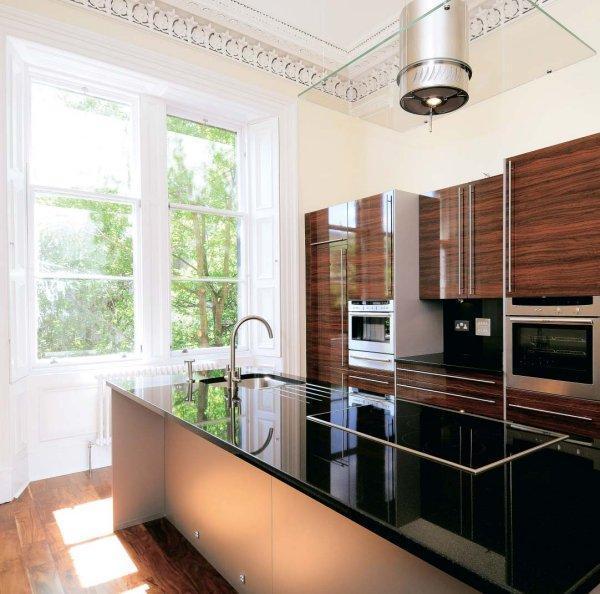 Palmerston Kitchen - Edinburgh Large Town House Apartment - Edinburgh - rentals