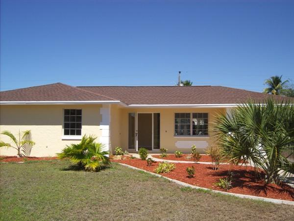 "Front - Welcome at Casa ""BAMBOO"" - Cape Coral - rentals"