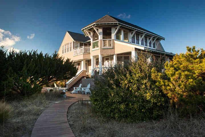 Cape Watch Cottage - Image 1 - Bald Head Island - rentals