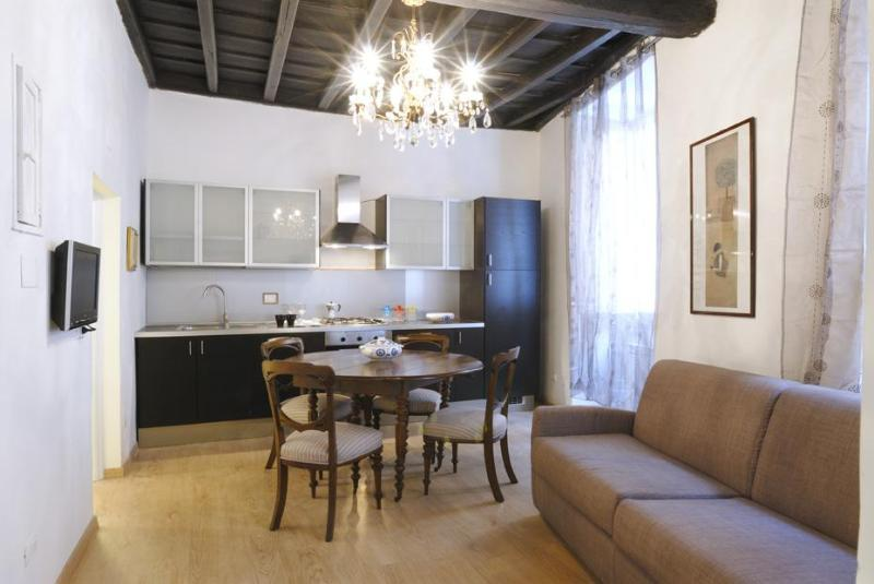Living room - Rome Accommodation Altemps - Rome - rentals