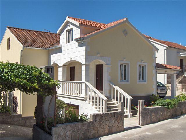 house on the north side - Stari Grad island Hvar-apartment for 5 person - Stari Grad - rentals