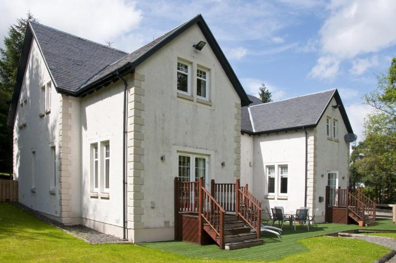 ardlui retreat - 10 berth luxury lodge on the banks of loch lomond - Ardlui - rentals