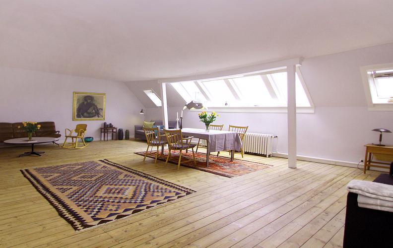 Amaliegade Apartment - Beautiful and large Copenhagen apartment near Nyhavn - Copenhagen - rentals