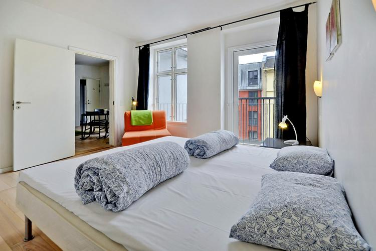 Westend C Apartment - Nice & modern Copenhagen apartment near Tivoli Gardens - Copenhagen - rentals