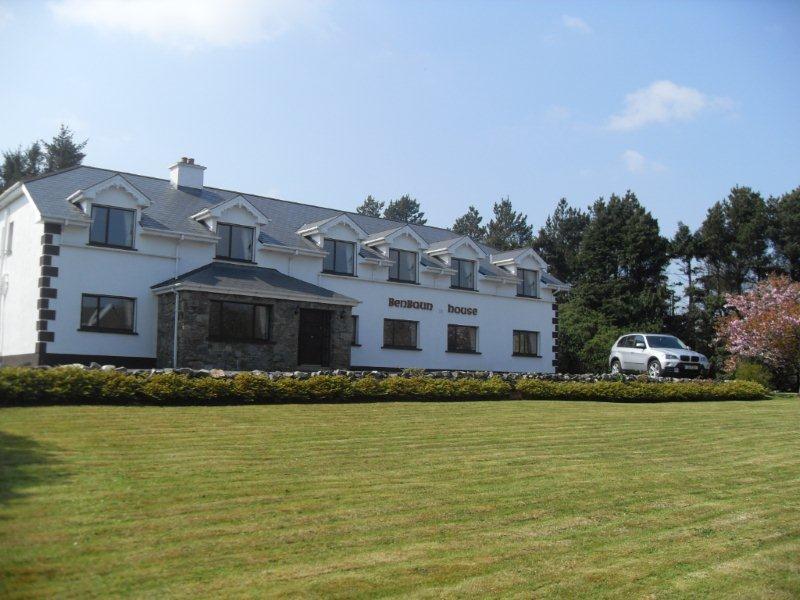 Benbaun House - Benbaun House - Large Luxury Self Catering House - Clifden - rentals
