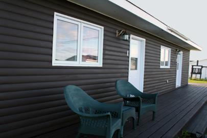 Large 2 bedroom Cabins overlooking Ocean - Burnt Cape cabins Ltd - Raleigh - rentals