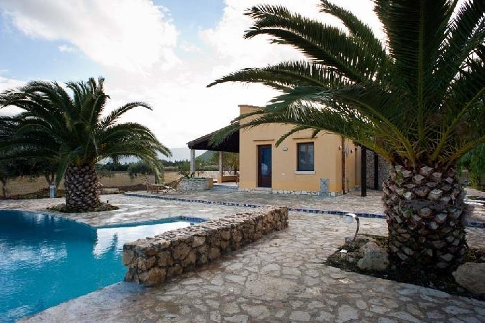 Villa Scopello Holiday vacation villa rental italy, sicily, seaside, castellammare del golfo, holiday villa to let italy, sicily, seasi - Image 1 - Castellammare del Golfo - rentals