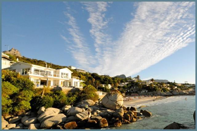 Situated on 3rd Beach Clifton - SECLUDED ESCAPE:Beachfront,infinity pool & jacuzzi - Clifton - rentals