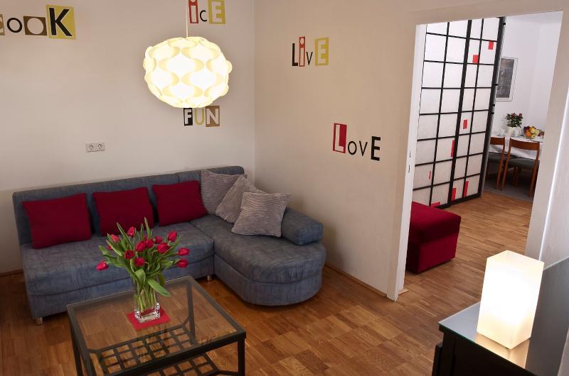 Wieden economy - entrance - Viennaflat Wieden Apartments - quiet and centrally - Vienna - rentals